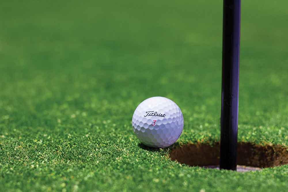 Golfball Golfbälle Golf Golfsport