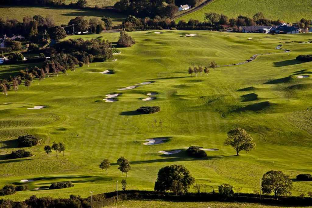 Golfplatz Golf Golfsport 2