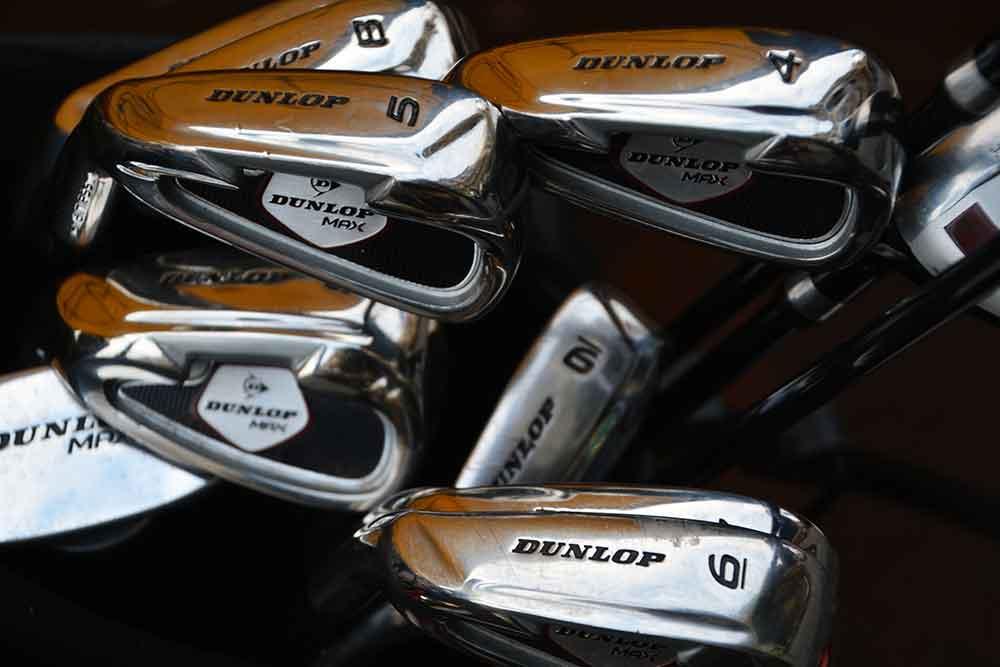 Golfschläger Golf Golfsport Clubs