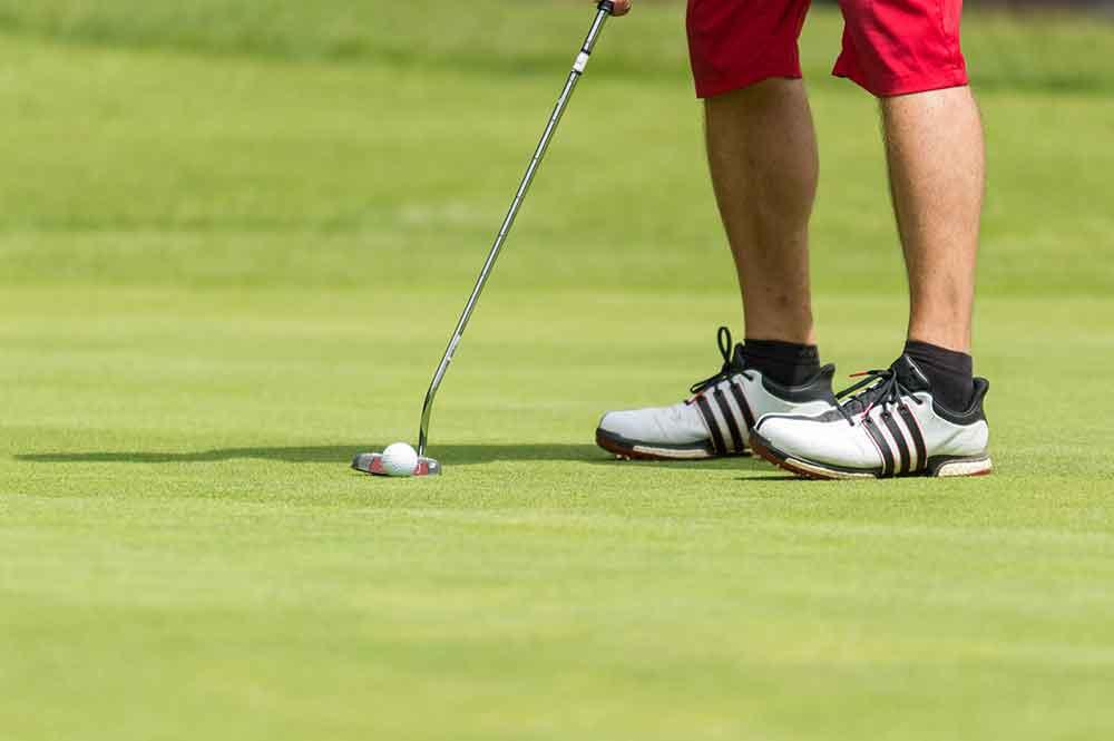Golfschuhe Golf Golfsport