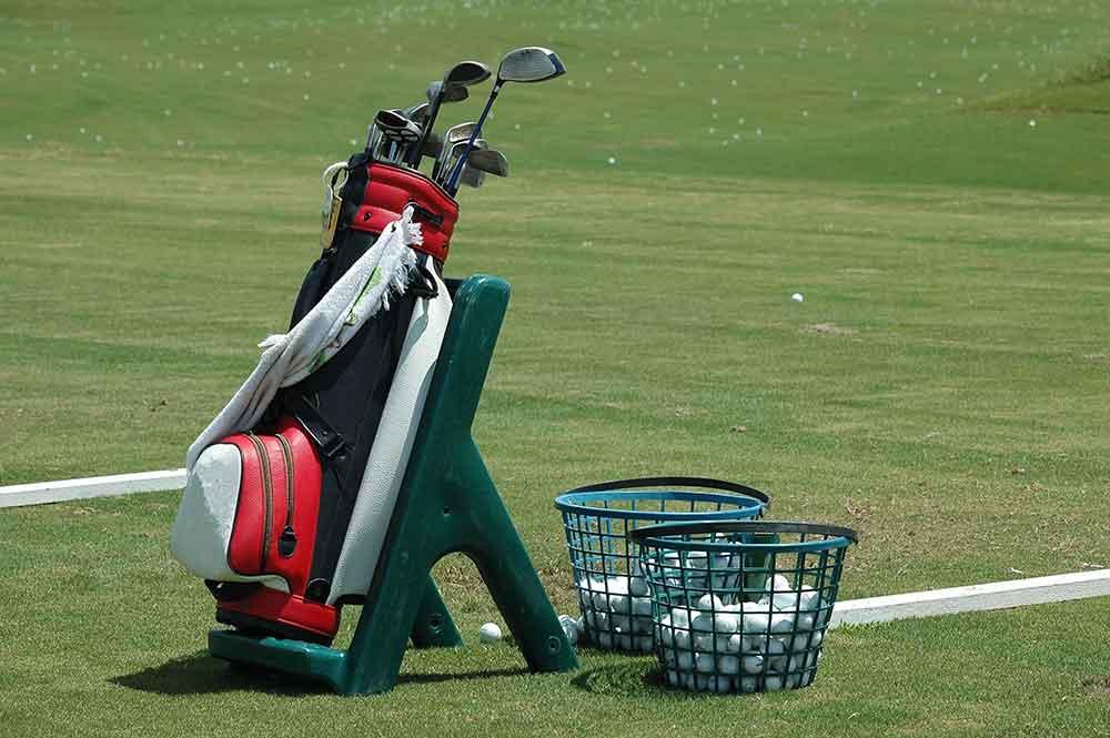 Golftaschen Golf Golfsport