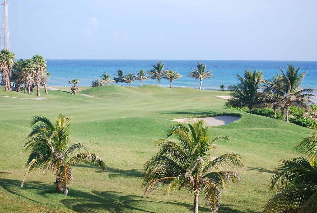 Mallorca-Golfplatz-Golf-Golfsport